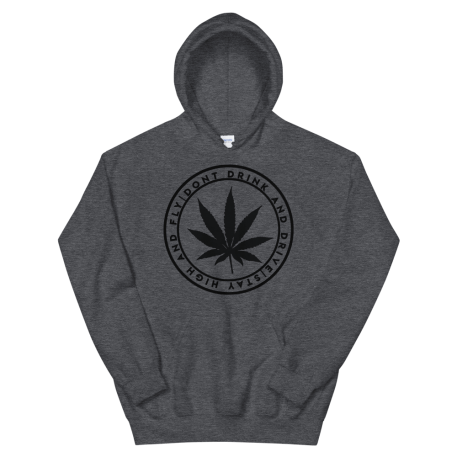 Unisex Don't Drink And Drive Hoodie