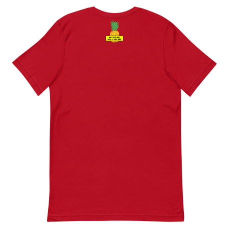 Unisex Weed Is Legal Here Short-Sleeve T-Shirt